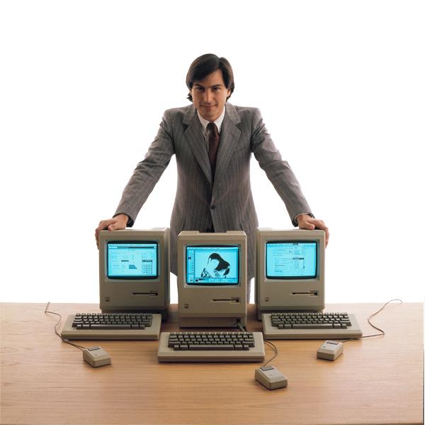Steve Jobs - Macworld Issue #1