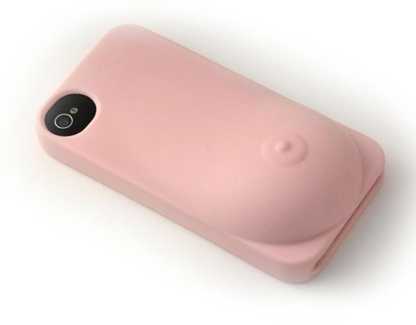 Breast iPhone Case